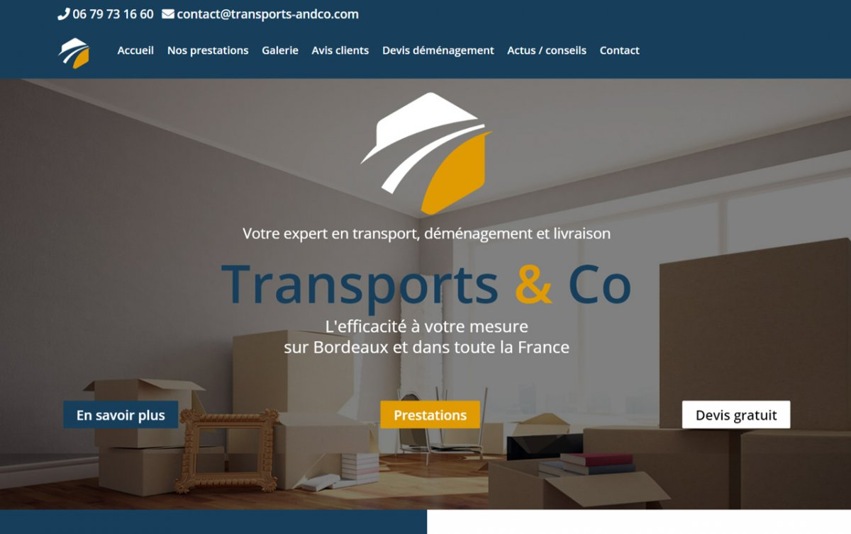 Transports and Co