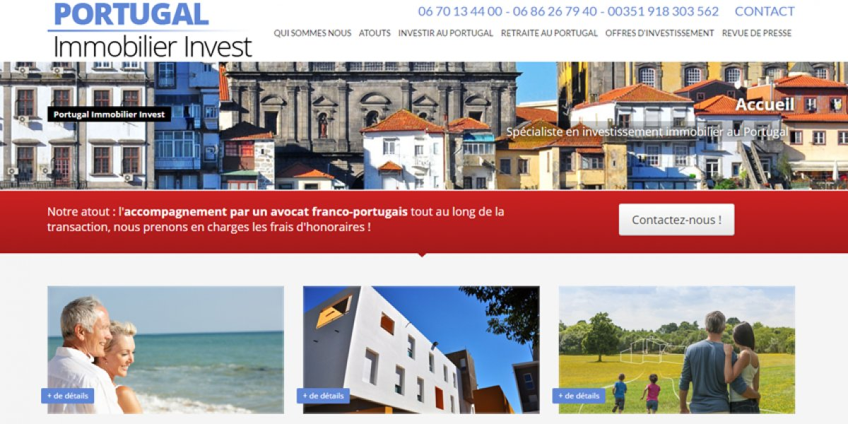 Portugal Immobilier Invest