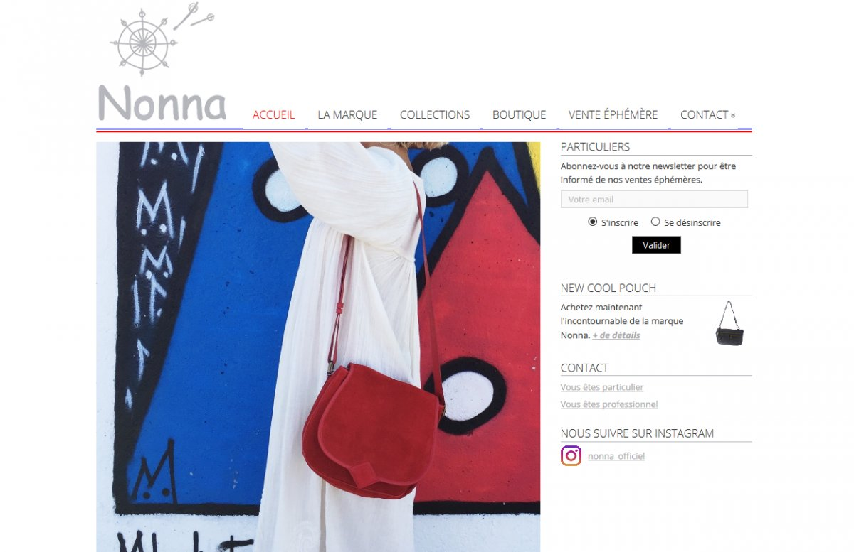 Nonna, la boutique